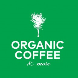 organic coffee logo